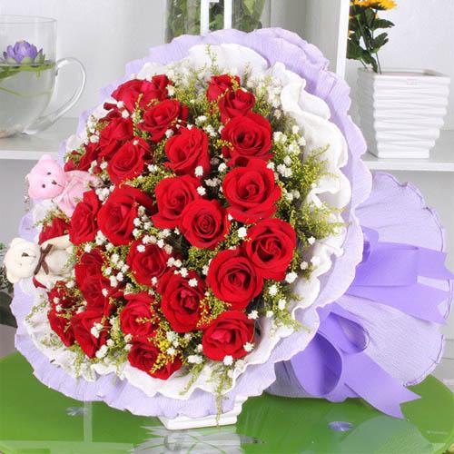 33朵玫瑰